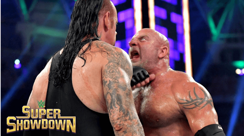 Goldberg: Former Universal Champion apologises to fans on Twitter
