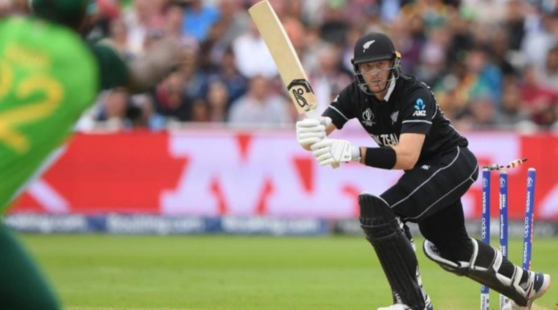 WATCH: Martin Guptill gets hit-wicket off Andile Phehlukwayo during New Zealand vs South Africa Cricket World Cup match