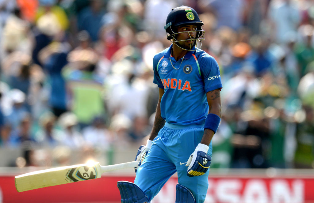 Hardik Pandya admits apologizing to Ravindra Jadeja for expressing anger after run-out in 2017 Champions Trophy