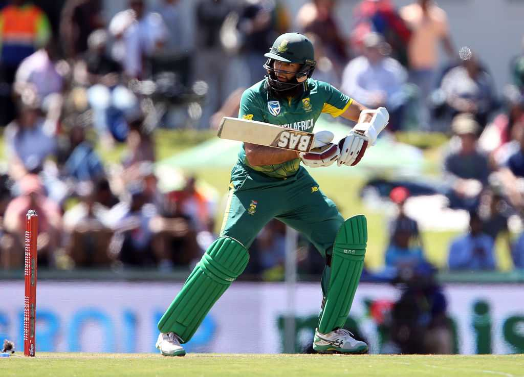 Why is Hashim Amla not playing in today's South Africa vs Bangladesh 2019 World Cup match