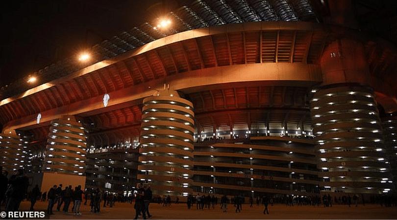 The Legendary San Siro Stadium is to be demolished