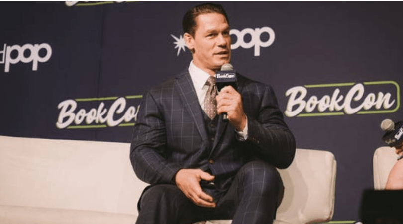 """John Cena: """"I don't think there's a universal figure that will lead the WWE forward"""""""