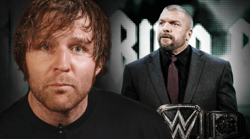 Jon Moxley: Former WWE Champion believes that Triple H is the right person to TakeOver WWE