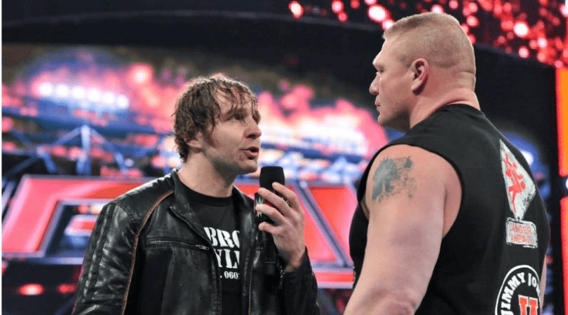 Jon Moxley: Former WWE Superstar opens up on his frustrations on working with Brock Lesnar