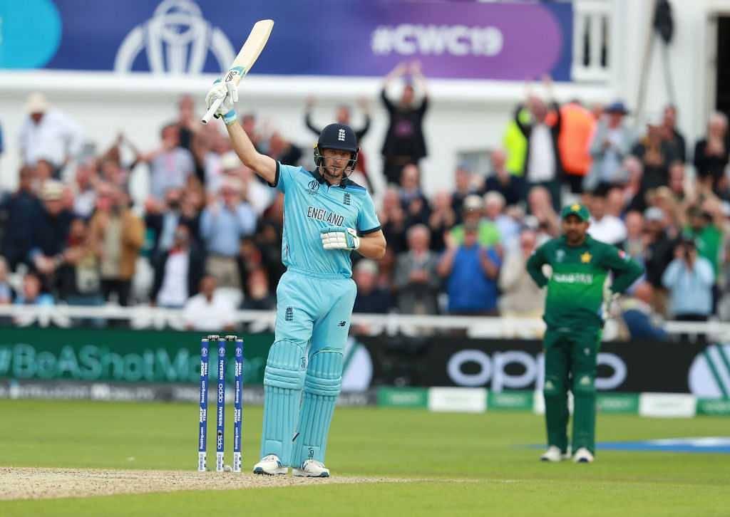 Twitter reactions on Jos Buttler's awe-inspiring century vs Pakistan   ICC Cricket World Cup 2019