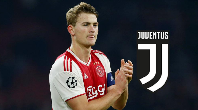 Matthijs De Ligt: Juventus to announce the signing of Ajax star