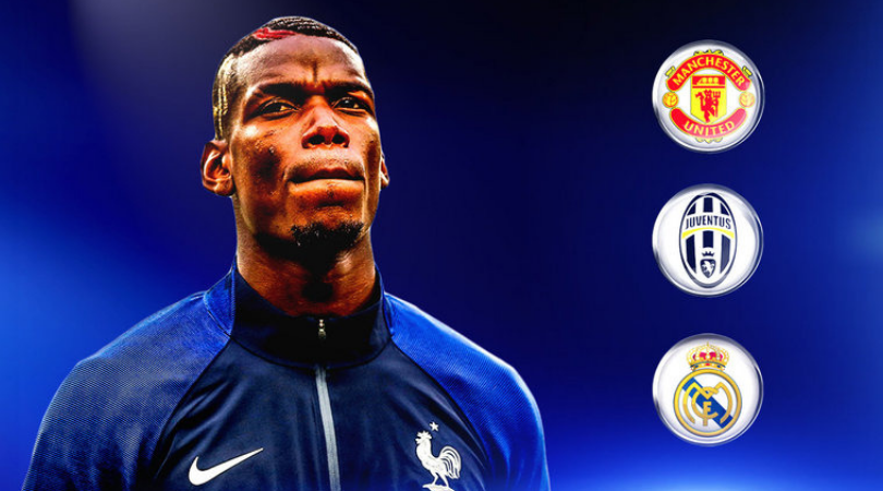 Paul Pogba to Juventus: Italian champions prepare lucrative offer to outbid Real Madrid