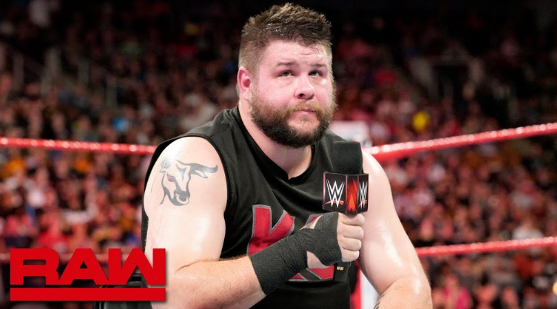 Kevin Owens: WWE Superstar criticizes the Wild Card Rule