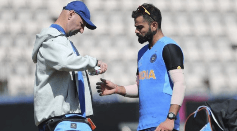Virat Kohli Injury Update: BCCI passes official update on Indian captain's injury | ICC Cricket World Cup 2019
