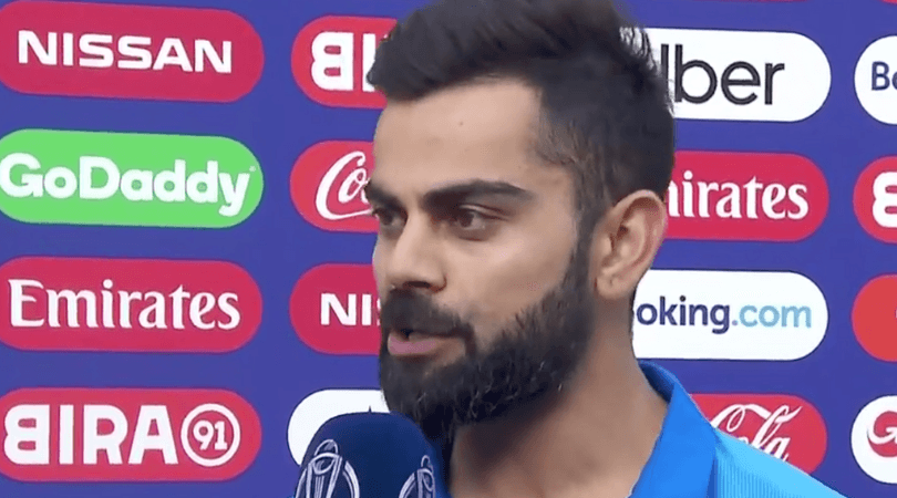 Virat Kohli hails 'special' Rohit Sharma for his match-winning century vs South Africa | ICC Cricket World Cup 2019