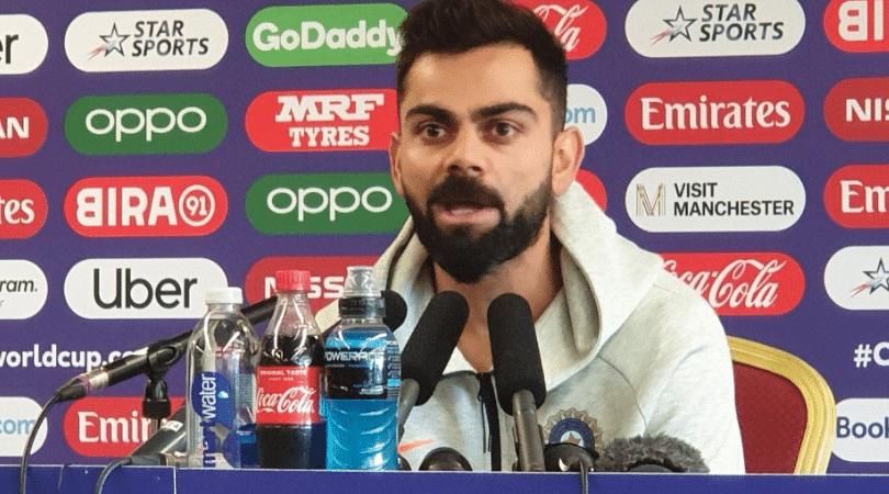 Virat Kohli opens up on bowling combination for India vs Pakistan 2019 World Cup Match