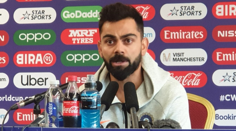 Virat Kohli picks funniest and most tense experience of playing vs Pakistan ahead of India vs Pakistan 2019 World Cup match