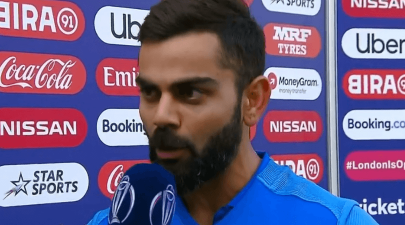 Virat Kohli reveals why Bhuvneshwar Kumar was selected ahead of Mohammed Shami   2019 Cricket World Cup