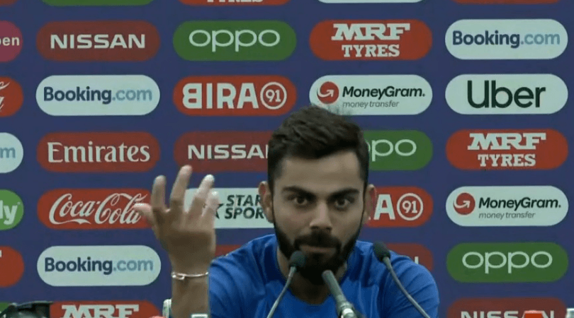 Virat Kohli explains why he asked Indian fans to stop booing and start cheering for Steve Smith