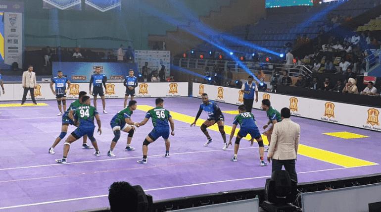 BR vs CHC Dream 11 Prediction: Best Dream11 team for today's Bangalore Rhinos Vs Chennai Challengers Kabaddi match