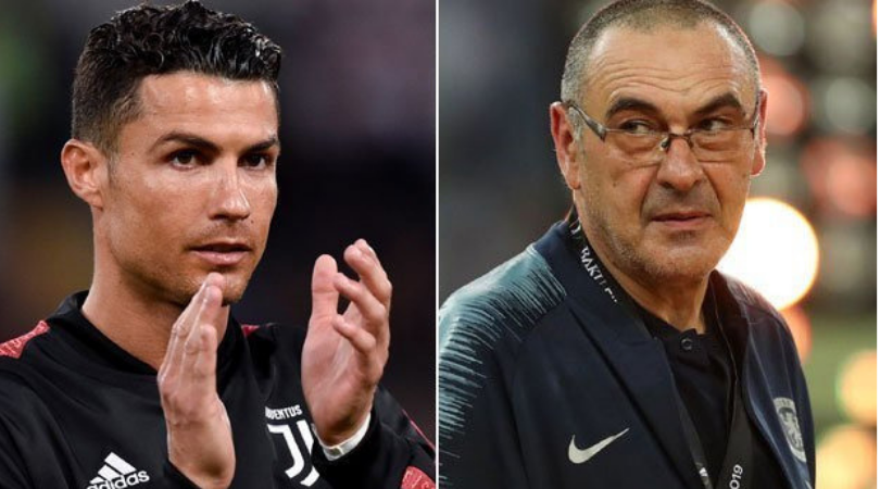 Juventus Manager Maurizio Sarri wants Cristiano Ronaldo to play a prominent role this season