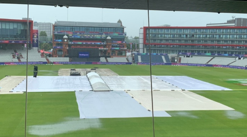 Manchester Weather Today: Old Trafford Weather Forecast for IND vs PAK Cricket World Cup match today