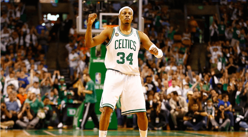 Paul Pierce Pooping Confession and Retraction : Which do we Believe?