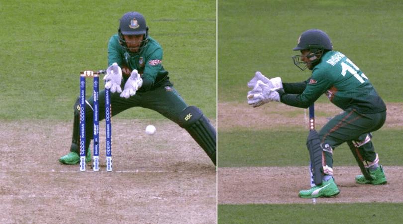 Mushfiqur Rahim misses run-out vs New Zealand: Watch Bangladeshi keeper's blunder saves Kane Williamson