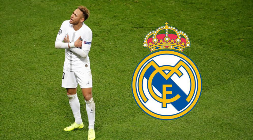 Neymar to Real Madrid: Los Blancos to offer €130 million (£115m) plus either Bale or Rodriguez to PSG for Neymar