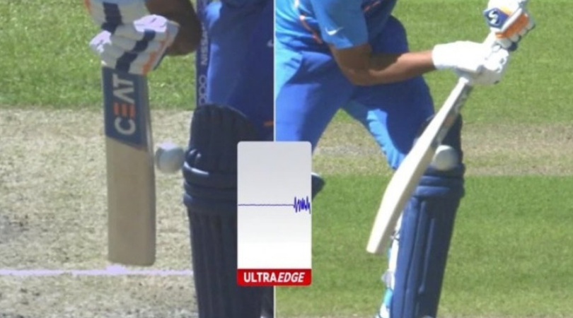 Rohit Sharma provides proof of being not out during India vs West Indies World Cup 2019 match