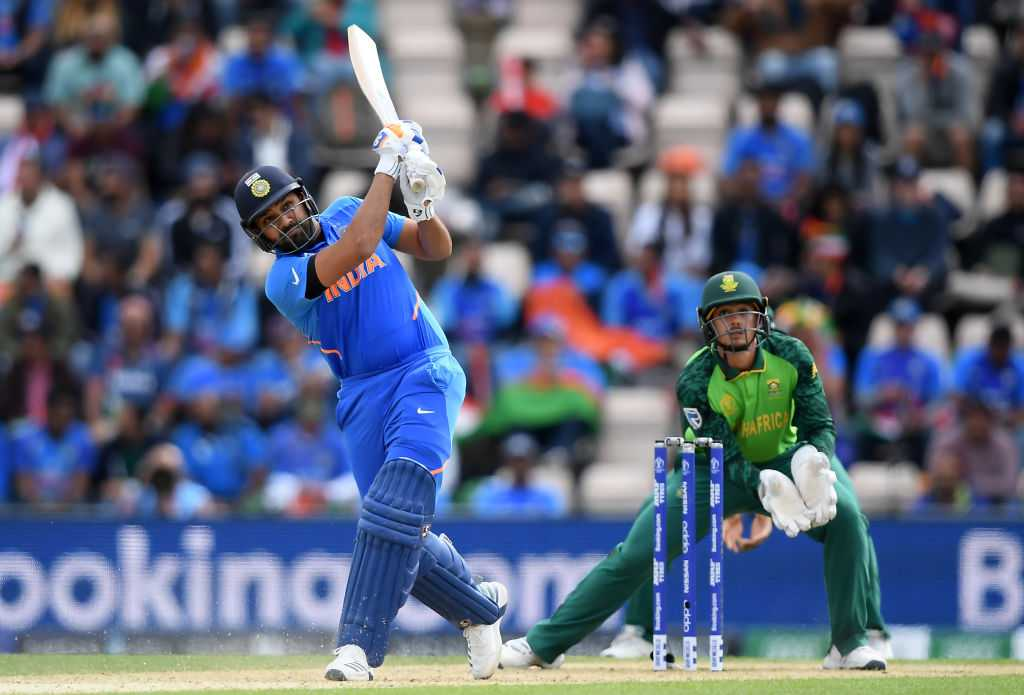 Twitter reactions on Rohit Sharma's gritty hundred vs South Africa | ICC Cricket World Cup 2019