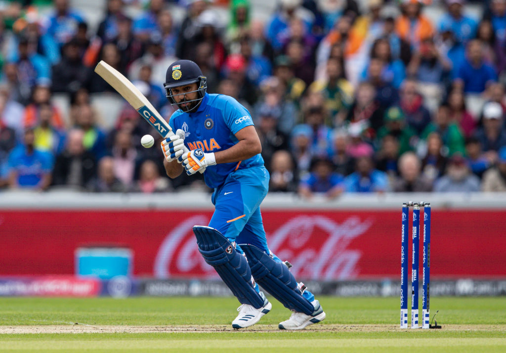 Twitter reactions on Rohit Sharma's sublime century vs Pakistan in ICC Cricket World Cup 2019