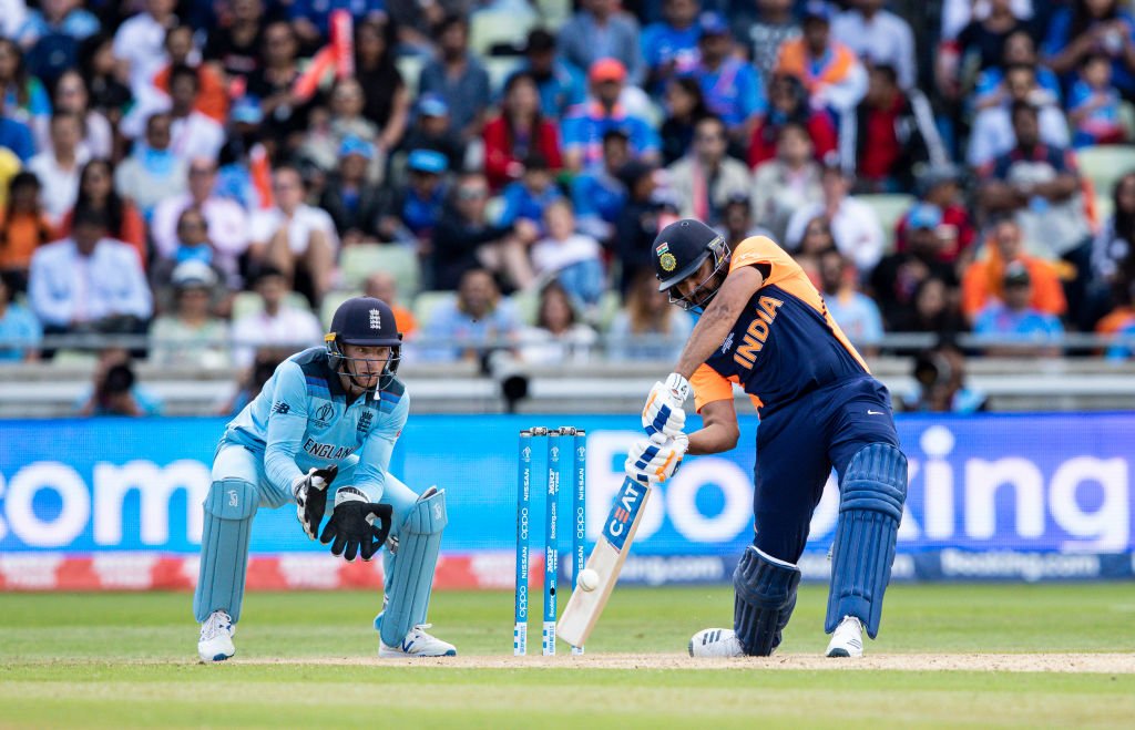 Twitter reactions on Rohit Sharma's gritty century vs England in ICC Cricket World Cup 2019