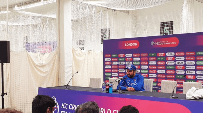 Rohit Sharma opens up on MS Dhoni's glove controversy ahead of India vs Australia 2019 World Cup match