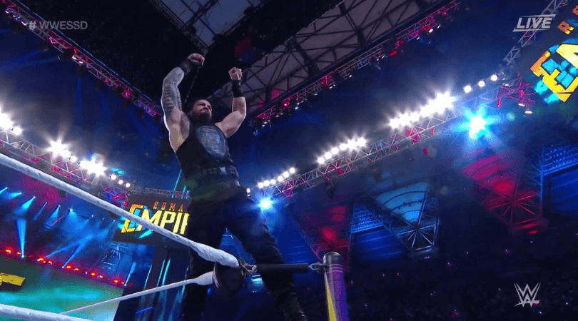 Roman Reigns: The Big Dog fails to overcome Shane McMahon at WWE Super ShowDown