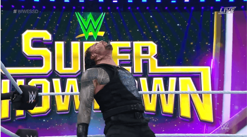 WWE Super ShowDown 2019 Results: Matches, Live Updates and Results