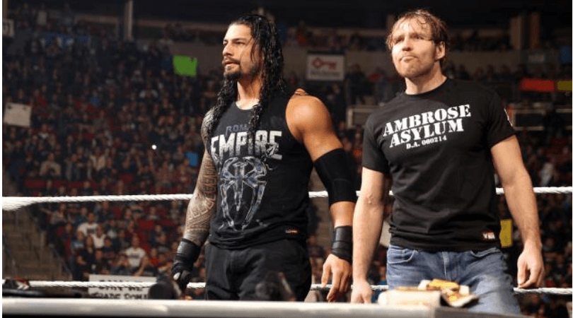 WWE Rumor: Is this the line Ambrose refused to say about Roman Reigns Leukaemia