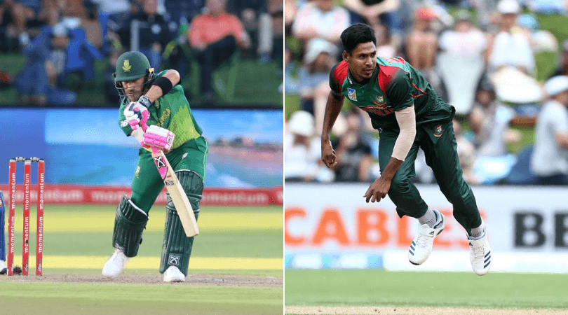 South Africa vs Bangladesh Head to Head Record in ODIs   ICC Cricket World Cup 2019 Match 5