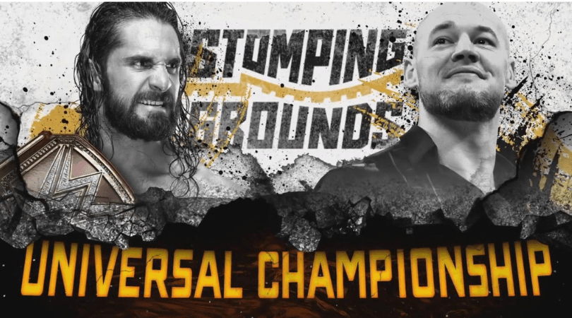 WWE Universal Championship: Seth Rollins set to face Baron Corbin in a rematch at Stomping Grounds