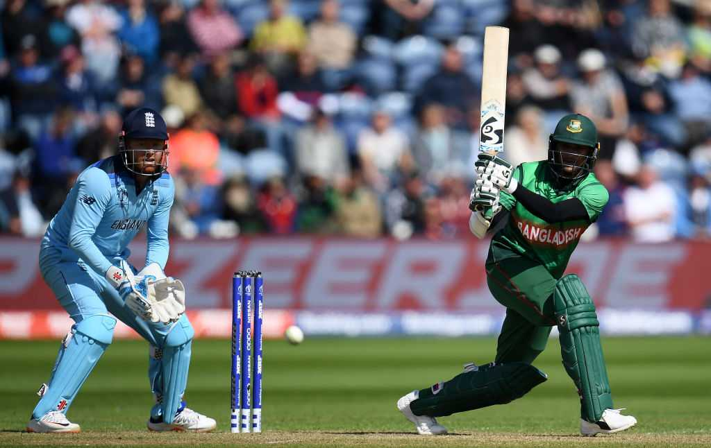 Twitter reactions on Shakib Al Hasan's fighting century vs England in ICC Cricket World Cup 2019