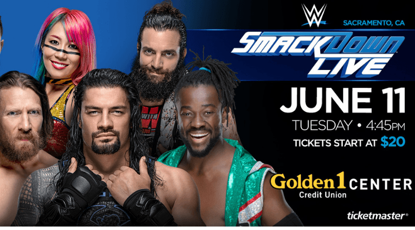 WWE SmackDown June 11 2019 Results: Matches, Live Updates and Results