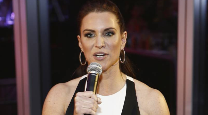 AEW: Watch Stephanie McMahon comment on AEW as a competition