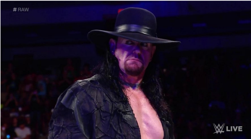 The Undertaker: Real reason why The Deadman returned to Raw