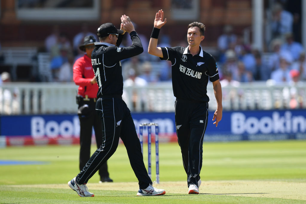 Trent Boult hat-trick vs Australia: Watch Boult becomes first New Zealand pacer to register World Cup hat-trick