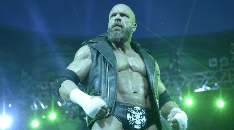 Triple H: Watch 'The Game' respond to Cody Rhodes' destroying his throne at Double or Nothing.