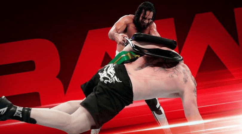 WWE Raw June 10 2019 Results: Matches, Live Updates and Results