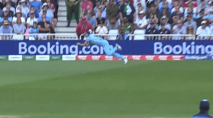 Chris Woakes catch vs Pakistan: Watch England pacer grabs terrific boundary catch to dismiss Imam-ul-Haq