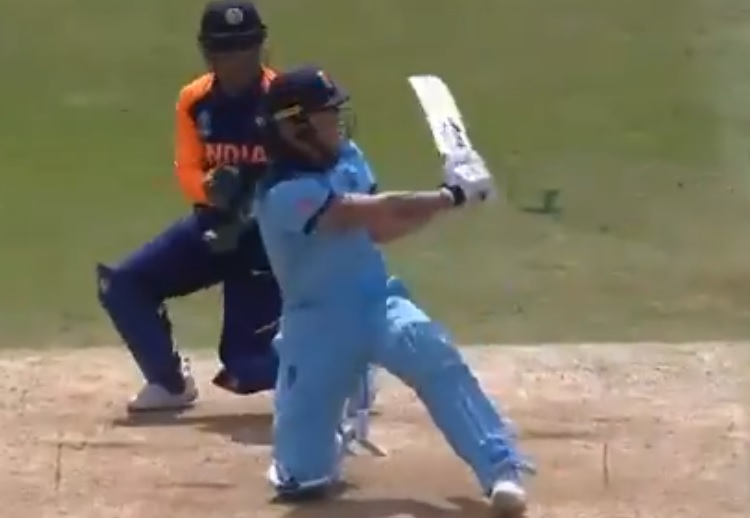 WATCH: Ben Stokes plays a scintillating switch hit off Yuzvendra Chahal during England vs India 2019 World Cup match