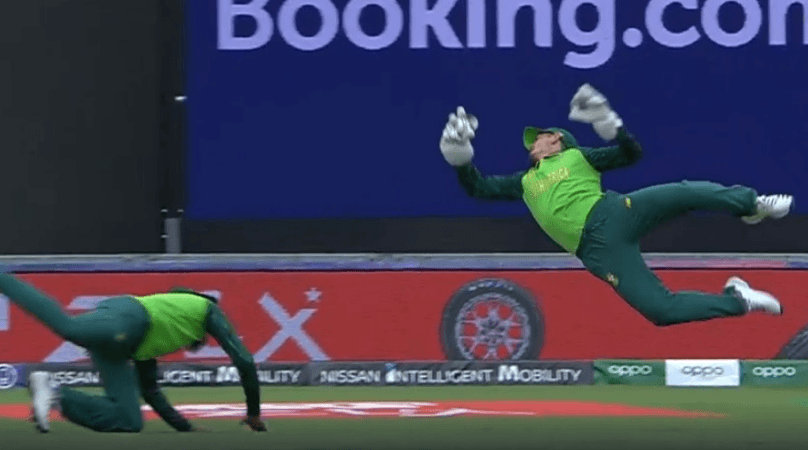 Quinton de Kock catch to dismiss Virat Kohli: WATCH South African wicket-keeper take brilliant catch to dismiss Indian captain