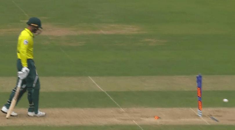 Quinton de Kock run-out: Watch South African batsman's unfortunate dismissal vs Bangladesh