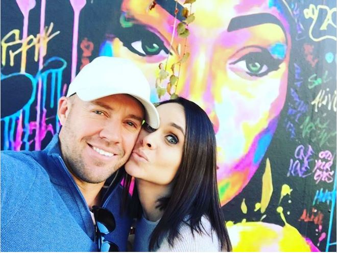 AB de Villiers' wife slams a fan blaming her for South African batsman's surprise retirement