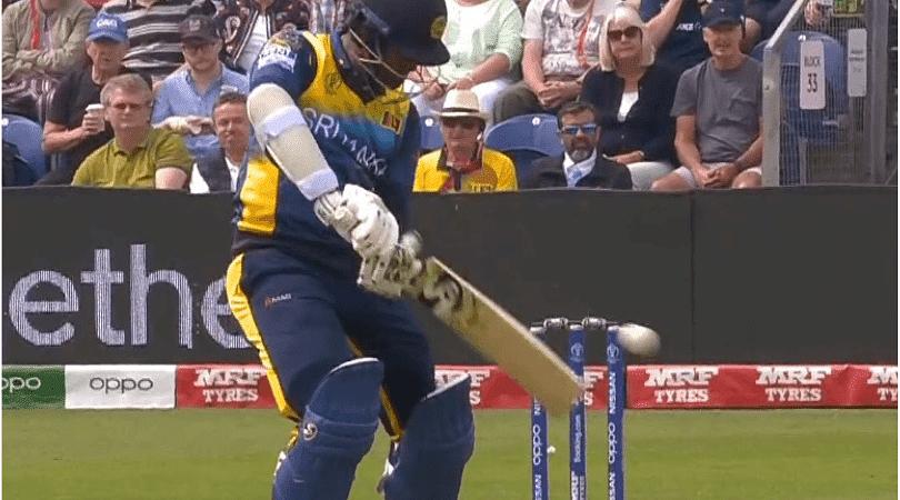 Dimuth Karunaratne: Sri Lankan captain survives as bails refuse to fall off despite ball hitting stumps | New Zealand vs Sri Lanka