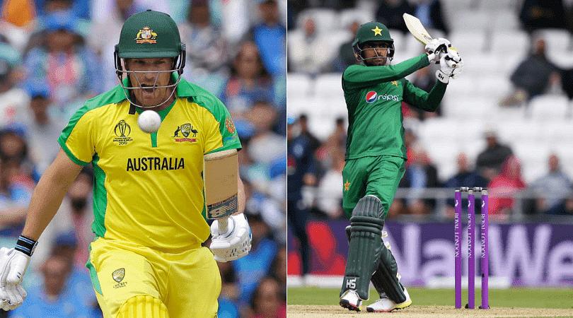 AUS vs PAK Dream 11 Prediction: Best Dream11 team for today's Australia vs Pakistan | 2019 Cricket World Cup