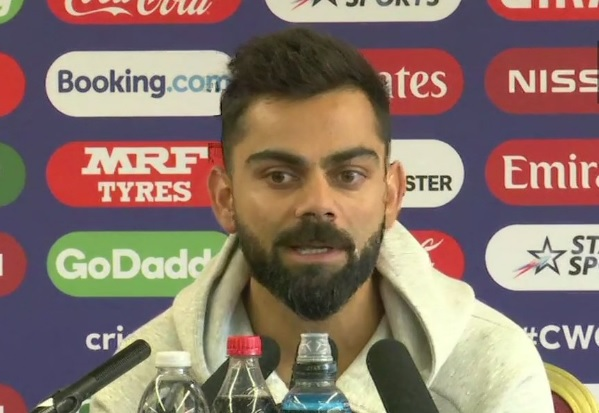 Virat Kohli opines on playing against Mohammad Amir ahead of India vs Pakistan World Cup match