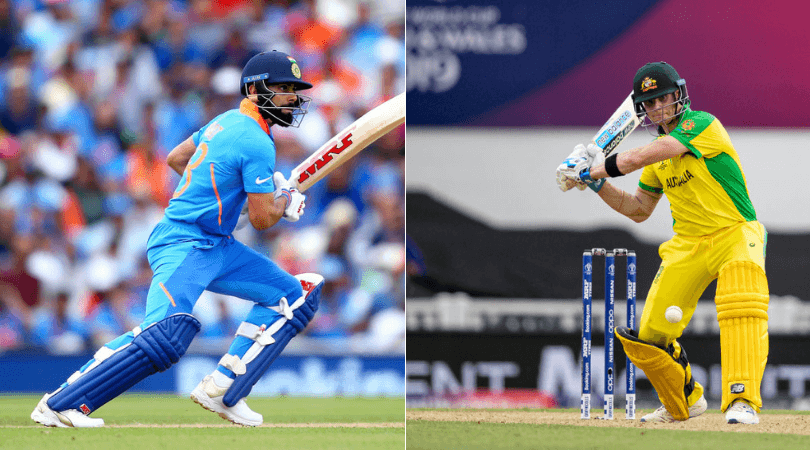 Virat Kohli's heartful gesture towards Steve Smith has won many Australian hearts | Cricket World Cup 2019